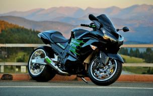 обои для рабочего стола 1920x1200 мотоциклы, kawasaki, moto