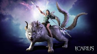 icarus, видео игры, action, ролевая, онлайн