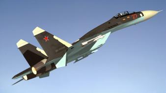 SU 27, Sukhoi, полет, истребитель, Flanker