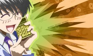 аниме, ouran high school host club, персонаж