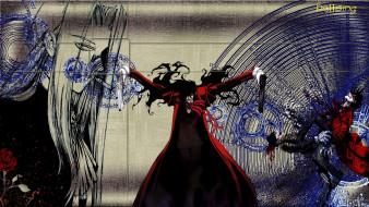 аниме, hellsing, хелсинг