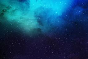 звезды, галактика, облако, туманность