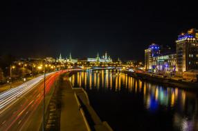 города, москва , россия, москва-река, москва, московский, кремль