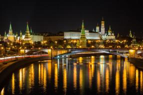 города, москва , россия, москва-река, московский, кремль, москва