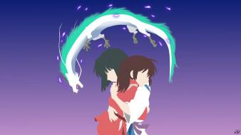аниме, spirited away, персонаж