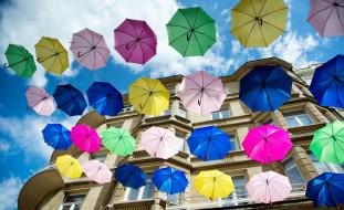 разное, сумки,  кошельки,  зонты, зонты, дом, город
