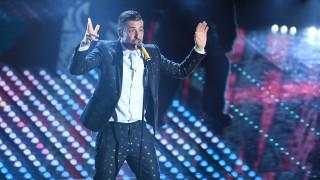 представитель Италии на конкурсе Евровидение, Франческо Габбани, Киев 2017
