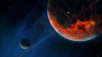 планеты, вселенная, звезды, звезды, галактика