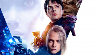 кино фильмы, valerian and the city of a thousand planets, valerian
