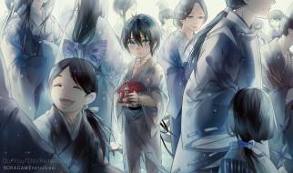 аниме, noragami, ято