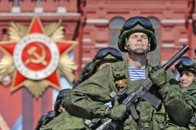 праздничные, день победы, парад, победы, гордость, честь, отвага, россия, спецназ, бойцы, 9, мая