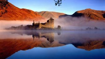 Kilchurn Castle Шотландия