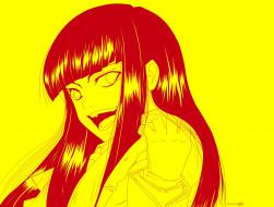 аниме, hellsing, девушка