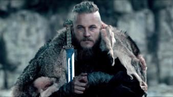 кино фильмы, vikings , 2013,  сериал, ragnar, lodbrok, travis, fimmel