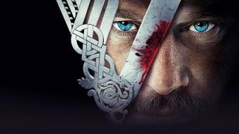 кино фильмы, vikings , 2013,  сериал, travis, fimmel, ragnar, lodbrok