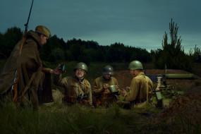 к празднику Великой победы, 9 мая, война, солдаты, пулемёт