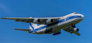 Antonov An-124-100 обои для рабочего стола 3000x1411 antonov an-124-100, авиация, грузовые самолёты, грузовик