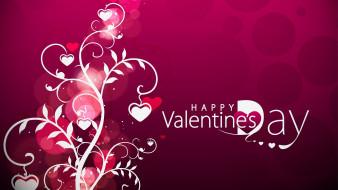 праздничные, день святого валентина,  сердечки,  любовь, фон, узор, цвета