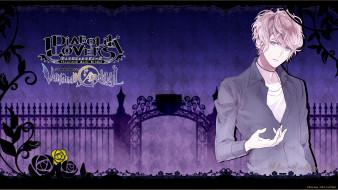 аниме, diabolik lovers, вампир