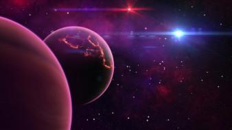 планеты, вселенная, звезды, галактика