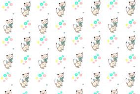 векторная графика, животные , animals, кошки