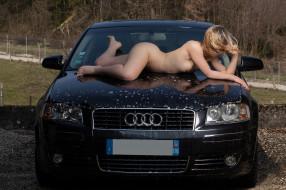 эротика, девушки и автомобили, audi