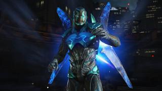 Jaime Reyes, game, Blue Beetle, Injustice 2