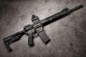 Axelson Night Axe, оружие, штурмовая винтовка
