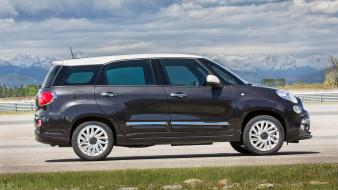 2018, Fiat, 500L, Wagon