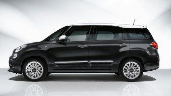 500L, Fiat, Wagon, 2018