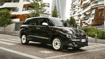 Fiat, 500L, Wagon, 2018