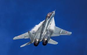 mig-35, авиация, боевые самолёты, истребитель