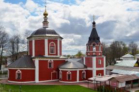 Суздаль, Успенская церковь, храм