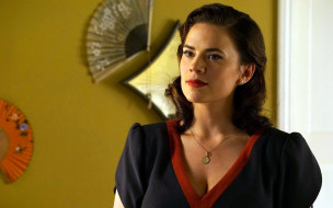 peggy carter, hayley atwell