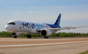 МС- 21- 300, самолёт