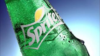 бренды, sprite, напиток