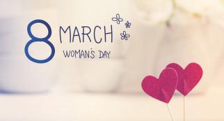 праздничные, международный женский день - 8 марта, сердечки, happy, 8, марта, heart, romantic, gift, women's, day