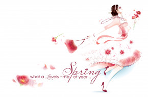 праздничные, международный женский день - 8 марта, девушка, весна, платье, сумка, 8, марта