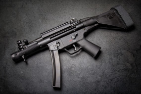 автомат, HK MP5K, Пистолет-пулемет