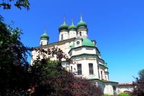 переславль - залесский, города, - православные церкви,  монастыри, храм, собор