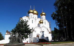 Ярославль, города, - православные церкви,  монастыри, храм, собор