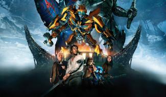 обои для рабочего стола 4000x2341 кино фильмы, transformers,  the last knight, the, last, knight