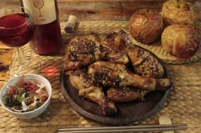 обои для рабочего стола 2048x1365 еда, мясные блюда, мясо