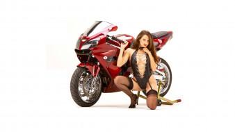 moto girl 877 обои для рабочего стола 1920x1080 moto girl 877, мотоциклы, мото с девушкой, moto, girls