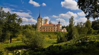 города, санкт-петербург,  петергоф , россия, castle, mariental, saint-petersburg, pavlovsk, park