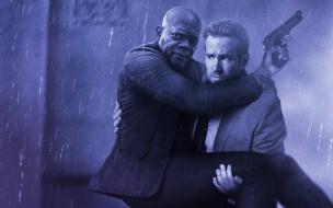 кино фильмы, the hitmans bodyguard, the, hitmans, bodyguard, телохранитель, киллера