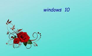 обои для рабочего стола 2548x1547 компьютеры, windows  10, логотип, фон