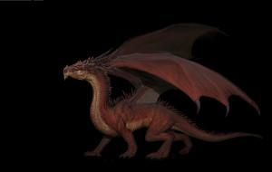 фэнтези, драконы, фентези, дракон, арт