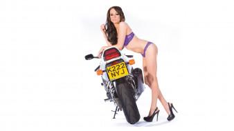 moto girl 581, мотоциклы, мото с девушкой, moto, girls