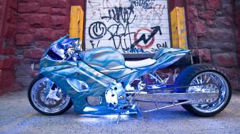 мотоциклы, customs, suzuki, gsx-r1000